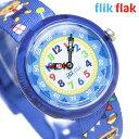 腕時計 キッズ 子供用 フリック フラック テディベア FBNP086 Flik Flak 時計【あす楽対応】