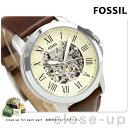 フォッシル グラント 自動巻き メンズ 腕時計 ME3099 FOSSIL スケルトン【あす楽対応】