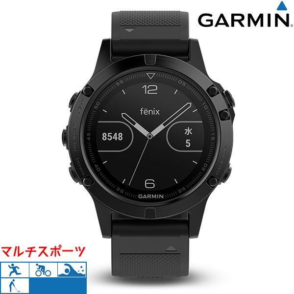 ガーミン GARMIN マルチスポーツ ランニング 腕時計 フェニックス5 010-01688-66 GPSスマートウォッチ 時計