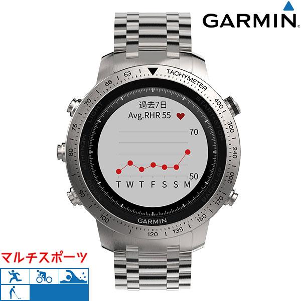 ガーミン GARMIN マルチスポーツ ランニング 腕時計 フェニックスJ 010-01957-61 GPSスマートウォッチ 時計【あす楽対応】