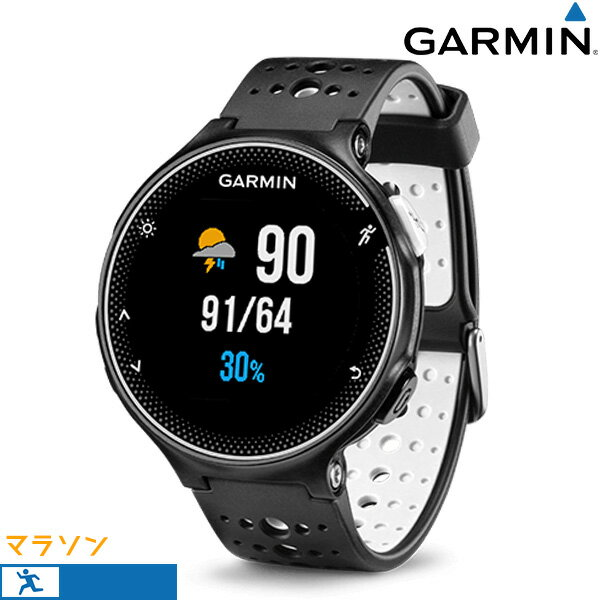 ガーミン GARMIN ForeAthlete 230J GPS ランニングウォッチ メンズ レディース 腕時計 010-03717-87 フォアアスリート 230J ブラック 時計【あす楽対応】