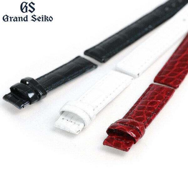 グランドセイコー 交換用ベルト クロコダイル 13mm R4J13 GRAND SEIKO 選べるベルト