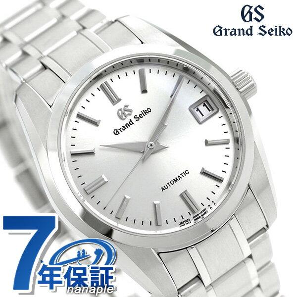 【当店なら!さらにポイント+4倍 25日10時〜】グランドセイコー 9Sメカニカル 37mm メンズ 腕時計 SBGR251 GRAND SEIKO シルバー 時計