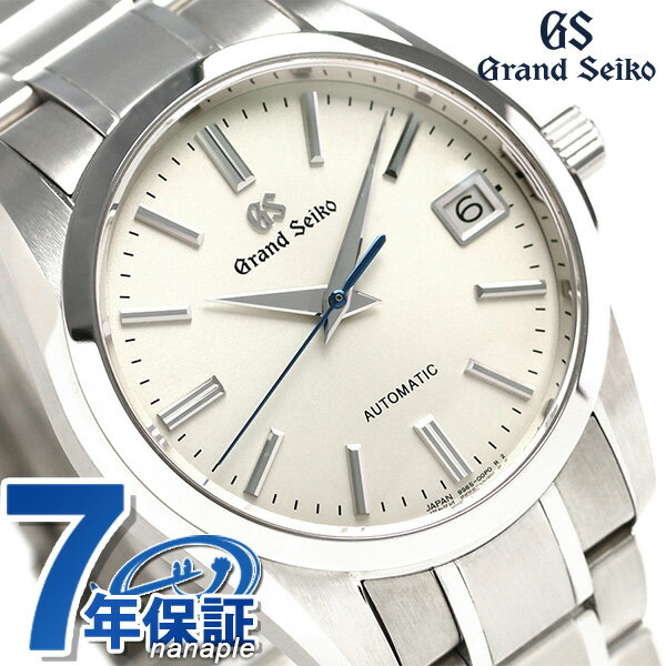 【当店なら!さらにポイント+4倍 25日10時〜】グランドセイコー 9Sメカニカル 38mm メンズ 腕時計 SBGR259 GRAND SEIKO アイボリー 時計