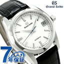 【10000円OFFクーポン付】グランドセイコー 9Sメカニカル 37mm メンズ 腕時計 SBGR287 GRAND SEIKO ホワイト