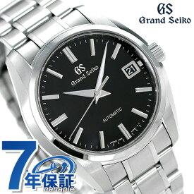 【今なら店内ポイント最大44倍】 【スマホリング付き♪】グランドセイコー SBGR317 セイコー 腕時計 メンズ メカニカル 9S 40mm 自動巻き GRAND SEIKO ブラック 時計【あす楽対応】