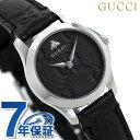 e5e1c2e4c15 Gucci clock G thymeless 28mm Lady s watch YA126579 GUCCI black