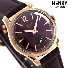 【今なら10%割引クーポンにポイント最大34.5倍】 ヘンリーロンドン HENRY LONDON 30mm レディース HL30-US-0076 腕時計 ハムステッド 時計【あす楽対応】