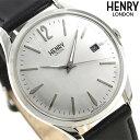 Henry London HENRY LONDON Piccadilly 39mm HL39-S-0075 watch silver f4b9dd93213e