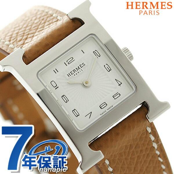 【エントリーでさらに3000ポイント!26日1時59分まで】 036702WW00 HERMES エルメス H ウォッチ レディース 腕時計 新品 時計【あす楽対応】