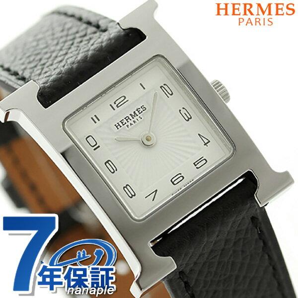 【エントリーでさらに3000ポイント!26日1時59分まで】 036704WW00 HERMES エルメス H ウォッチ レディース 腕時計 新品 時計