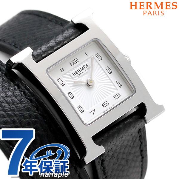 036716WW00 エルメス H ウォッチ 21mm 二重巻き 腕時計 新品 時計【あす楽対応】