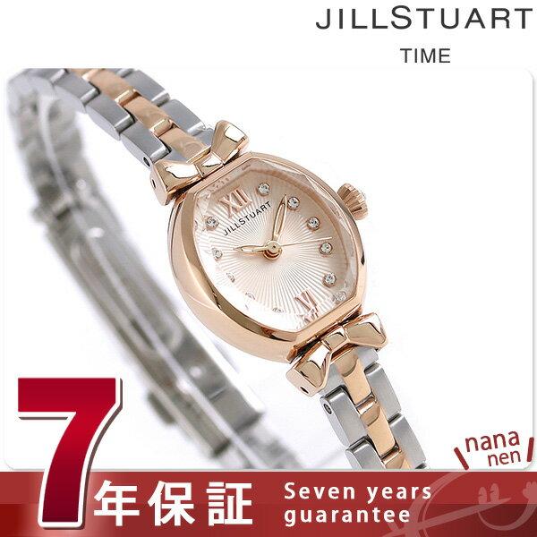 ジルスチュアート トノーリボン クオーツ レディース NJAL002 JILL STUART 腕時計 ライトベージュ 時計【あす楽対応】