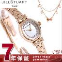 ジルスチュアート トノーリボン クリスマス 限定モデル NJAL701 JILL STUART 腕時計 ホワイトシェル