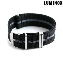 供支持供Lumi敲門純正交換使用的皮帶鐘表皮帶3000 3050 3080 4200 8400系列的23mm FN2301.20Q.1 LUMINOX手錶使用的黑色