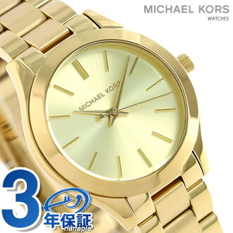 Michael Kors slim orchid way 34mm Lady's watch MK3512 MICHAEL KORS gold