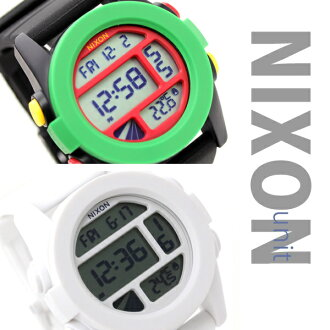The model who can choose Nixon A197 nixon Nixon UNIT watch
