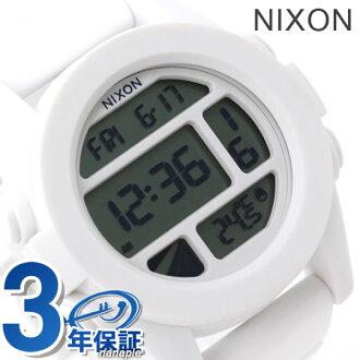 Nixon nixon Nixon watches THE UNIT A197 unit white A197100