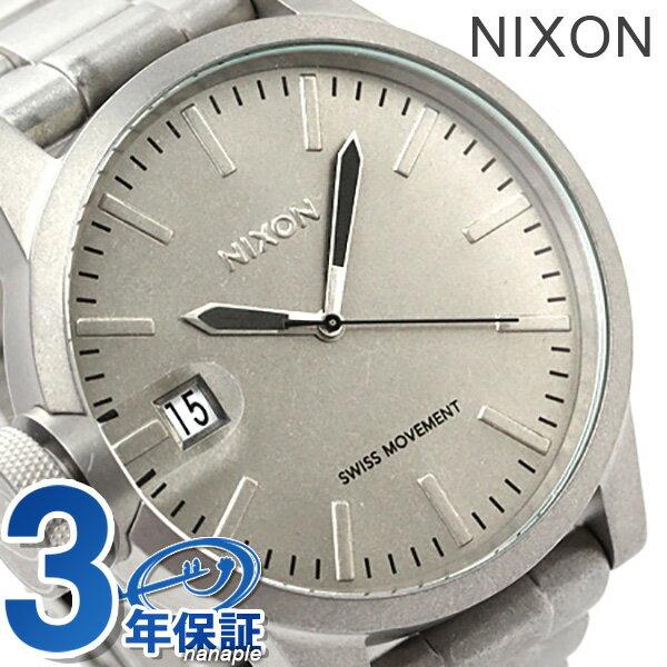 ニクソン A1981033 nixon ニクソン クロニクル SS 腕時計 オールロウスチール THE CHRONICLE SS 時計
