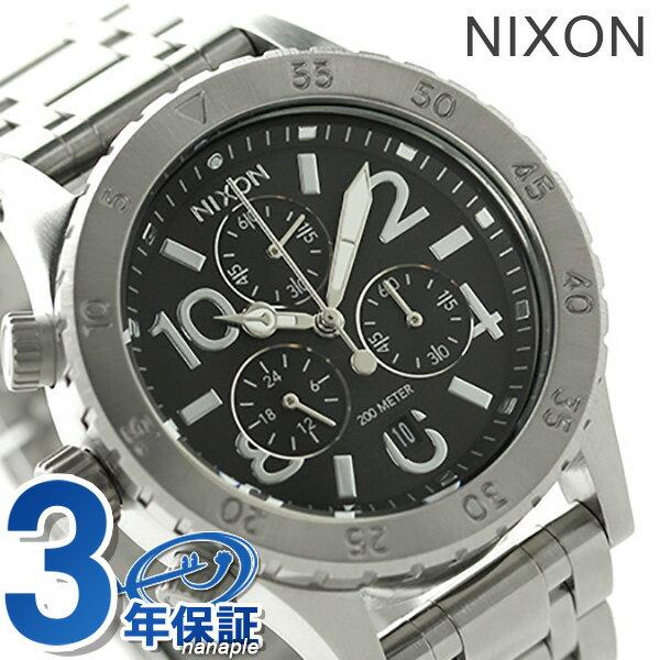 ニクソン 腕時計 レディース nixon 38-20 A404000 ブラック