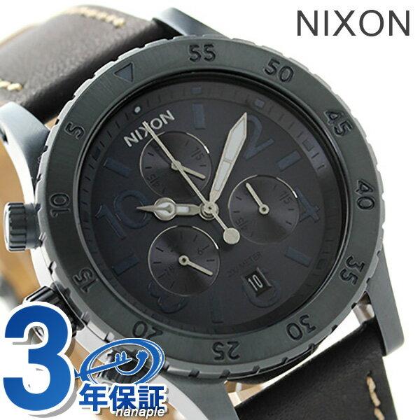 ニクソン 腕時計 レディース nixon 38-20 A5041930 オールインディゴ/ナチュラル