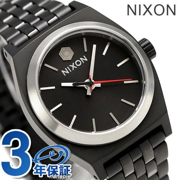 ニクソン 腕時計 nixon スモール タイムテラー スターウォーズ A399SW2444 カイロ ブラック