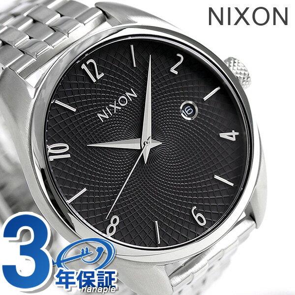 ニクソン 腕時計 レディース nixon A418000 ブレット ブラック 時計【あす楽対応】