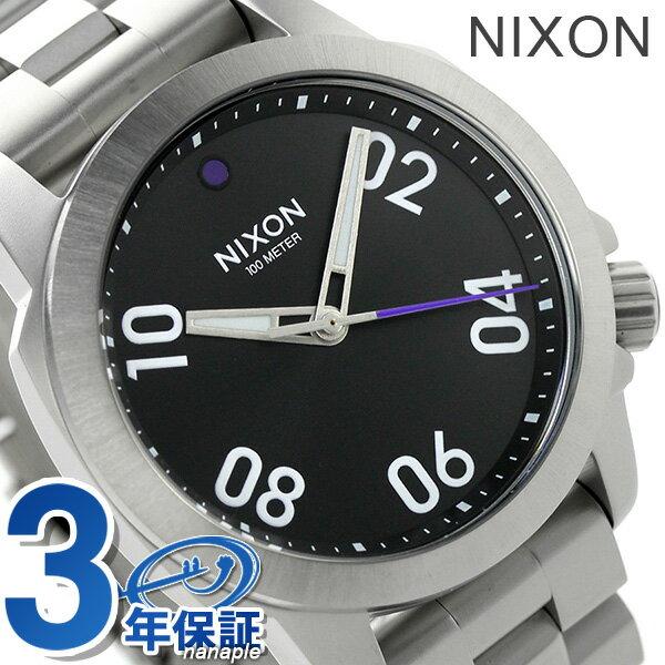 ニクソン 腕時計 nixon A468000 レンジャー 40 ユニセックス ブラック 時計