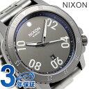 ニクソン レンジャー クオーツ メンズ 腕時計 A506632 nixon オールライトブルーガンメタル