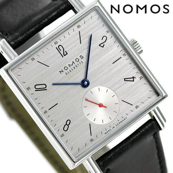 ノモス NOMOS ドイツ製 自動巻き 423 テトラ ネオマティック 39 メンズ 腕時計 TT130011SC2 シルバーカット 時計【あす楽対応】