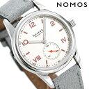 【今ならポイント最大32倍】 ノモス NOMOS ドイツ製 手巻き 708 クラブ キャンパス 36mm レディース 腕時計 CL1A1W1CP…