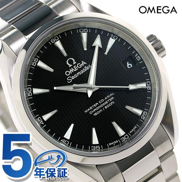 オメガ シーマスター アクアテラ 39MM 自動巻き メンズ 231.10.39.21.01.002 OMEGA 腕時計 ブラック 新品 時計【あす楽対応】