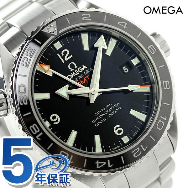 オメガ シーマスター プラネットオーシャン 600m 232.30.44.22.01.001 OMEGA 腕時計 ブラック 新品 時計【あす楽対応】