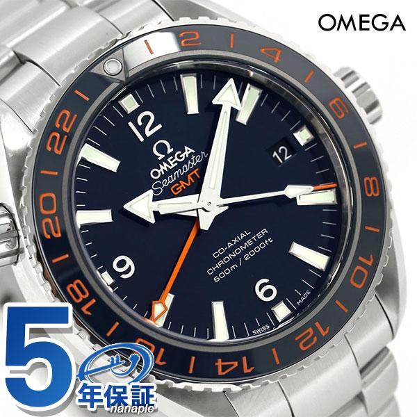 オメガ シーマスター プラネットオーシャン 600M 232.30.44.22.03.001 OMEGA 腕時計 ブルー 新品 時計【あす楽対応】