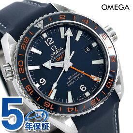 オメガ シーマスター プラネットオーシャン 600M 232.32.44.22.03.001 OMEGA 腕時計 ブルー 新品 時計【あす楽対応】