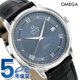 オメガ OMEGA デビル プレステージ 39.5mm 自動巻き 424.13.40.20.03.002 メンズ 腕時計 革ベルト 新品 時計