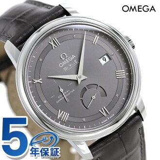 오메가 데빌 프레스테이지 파워 리저브 39.5 MM 424.13. 40.21. 06.001 OMEGA 손목시계 신품