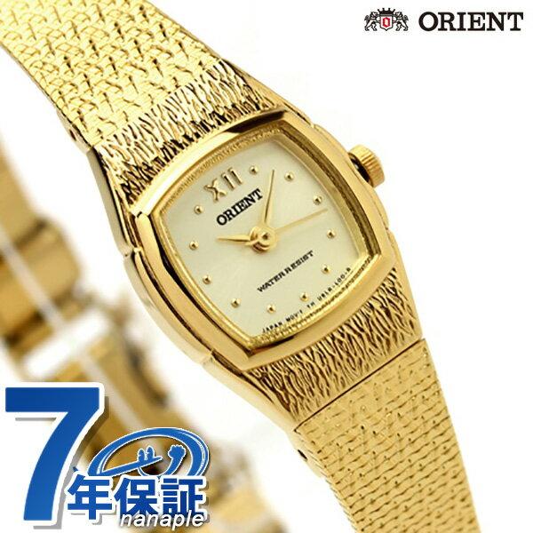 【当店なら!さらにポイント+4倍!21日1時59分まで】 オリエント 腕時計 ORIENT 海外モデル ゴールド × ゴールド FUBLR005C 時計