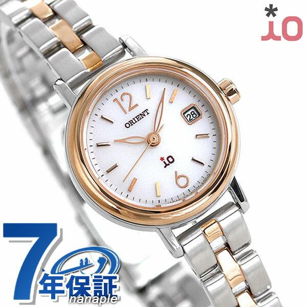 オリエント 腕時計 ORIENT イオ ナチュラル&プレーン iO WI0021WG ソーラー 時計【あす楽対応】