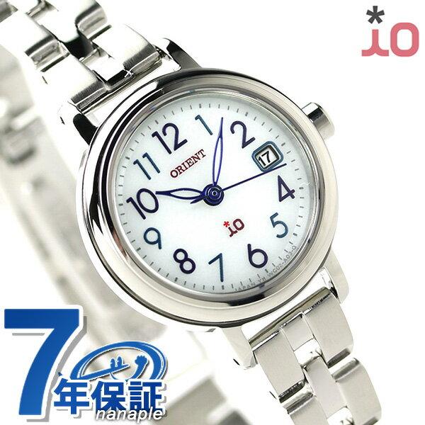 【当店なら!さらにポイント+4倍!21日1時59分まで】 オリエント 腕時計 ORIENT イオ ナチュラル&プレーン iO WI0031WG ソーラー 時計【あす楽対応】
