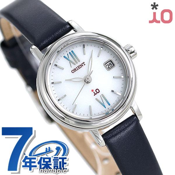 オリエント 腕時計 ORIENT イオ ナチュラル&プレーン iO WI0081WG ソーラー 時計