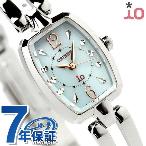 【当店なら!さらにポイント+4倍!21日1時59分まで】 オリエント 腕時計 レディース ORIENT イオ WI0141WD ソーラー 時計【あす楽対応】