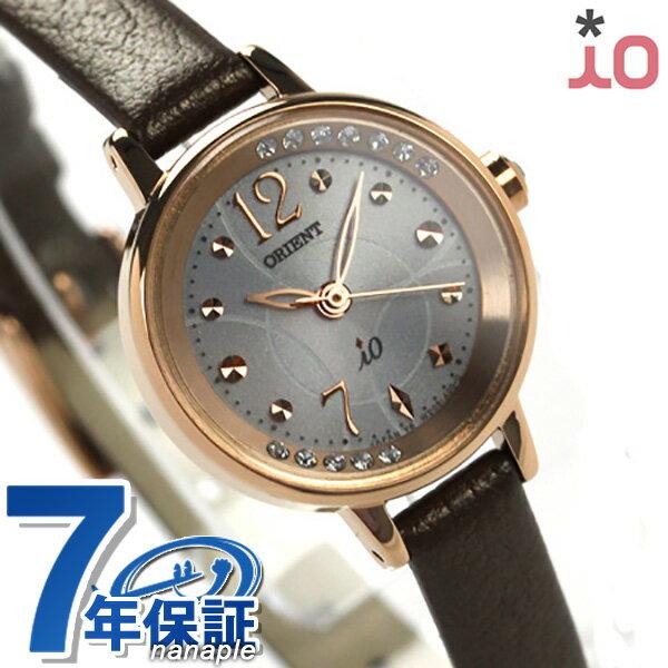 オリエント 腕時計 レディース ORIENT イオ スイートコスメ WI0241WD ソーラー 時計【あす楽対応】