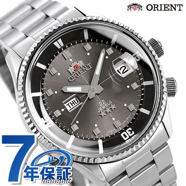 【25日なら全品5倍以上!店内ポイント最大45倍】 オリエント 腕時計 メンズ ORIENT キングマスター 自動巻き WV0011AA デイデイト 時計【あす楽対応】