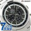 오리엔트 ORIENT 손목시계 네오세분티즈 WV0011TX 솔러 크로노그래프