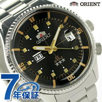오리엔트 ORIENT 손목시계 킹 마스터 맨즈 자동감김 WV0021AA 데이데이트