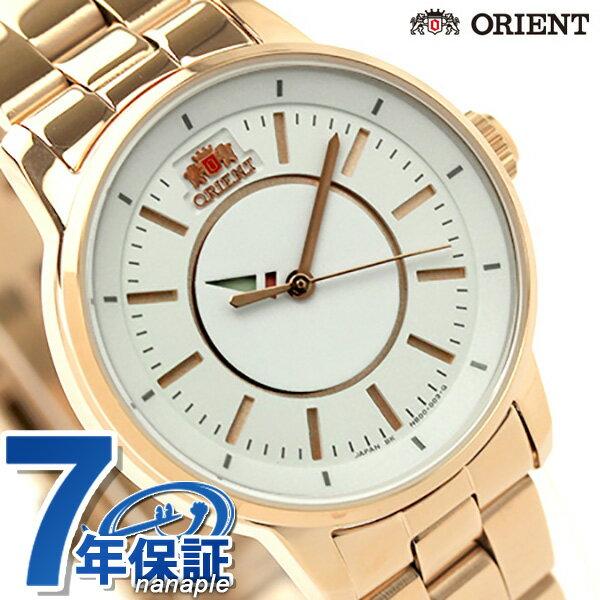 オリエント 腕時計 レディース ORIENT スタイリッシュ&スマート ディスク スモール WV0021NB 時計【あす楽対応】