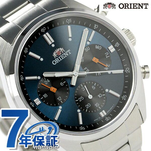 オリエント 腕時計 メンズ ORIENT ネオセブンティーズ パンダ マルチファンクション WV0021UZ 時計