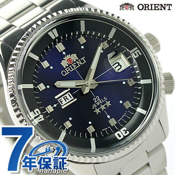 オリエント 腕時計 メンズ ORIENT キングマスター 自動巻き WV0031AA デイデイト 時計【あす楽対応】