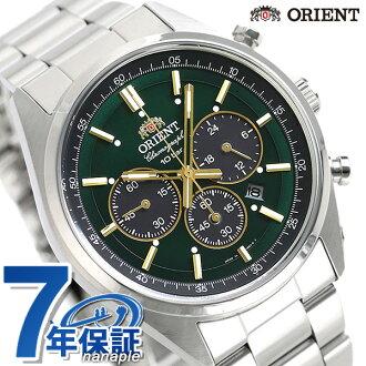 오리엔트 ORIENT 손목시계 네오세분티즈 WV0031TX 솔러 크로노그래프